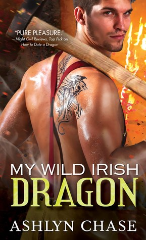 My Wild Irish Dragon (Boston Dragons, #2)