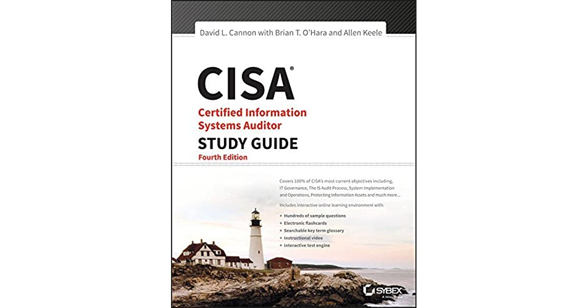 Cisa certified information systems auditor study guide, 2nd.