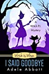 Witch is When I Said Goodbye by Adele Abbott