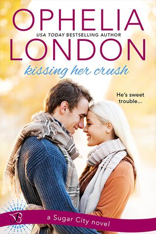 Kissing Her Crush (Sugar City, #2)