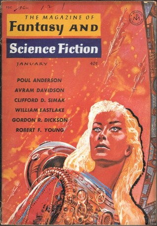 The Magazine of Fantasy and Science Fiction, January 1961 (The Magazine of Fantasy & Science Fiction, #116)