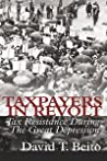 Taxpayers in Revolt: Tax Resistance During the Great Depression