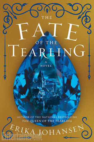 Cover The Fate of the Tearling (The Queen of the Tearling, #3) - Erika Johansen