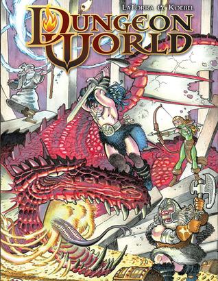 Dungeon World by Sage LaTorra