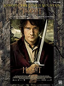 "Song of the Lonely Mountain (from ""The Hobbit: An Unexpected Journey""): Easy Piano Solo (Easy Piano Edition)"