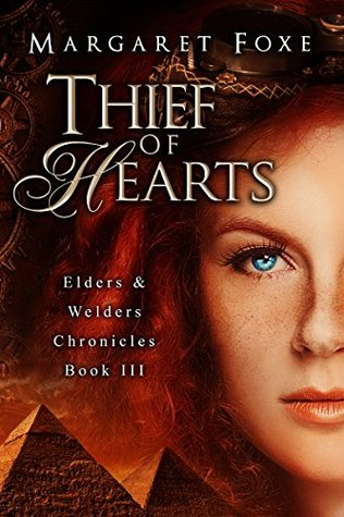Thief of Hearts by Margaret Foxe