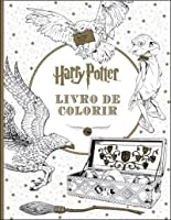 Harry Potter: Livro de colorir
