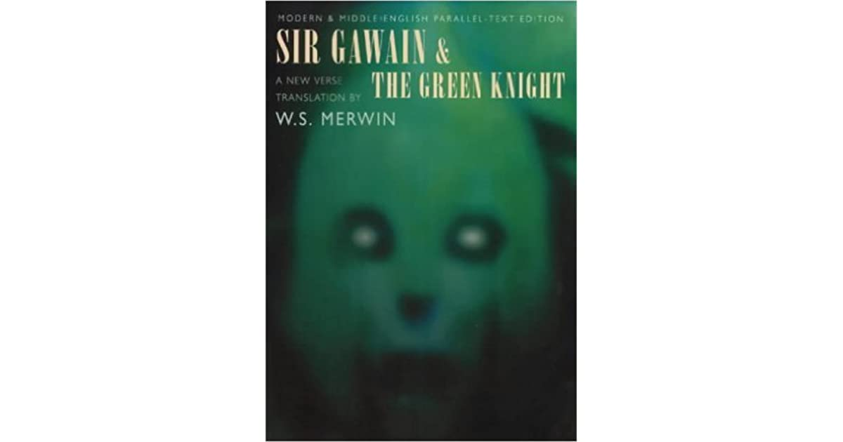 84 the selected canterbury tales a new verse translation the sir gawain the green knight a new verse translation by ws merwin fandeluxe Images