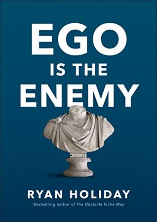 The Ego Is the Enemy cover