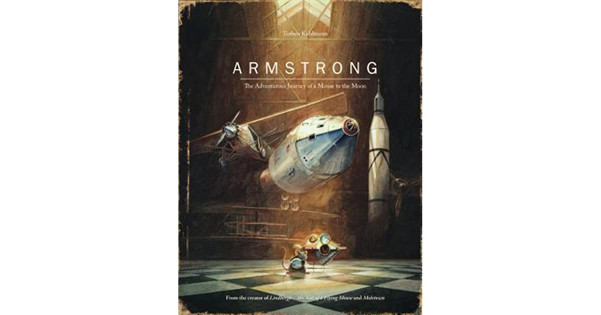 Image result for armstrong the adventurous journey of a mouse to the moon