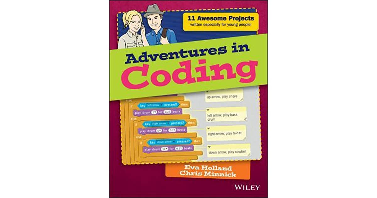 Adventures in Coding by Eva Holland