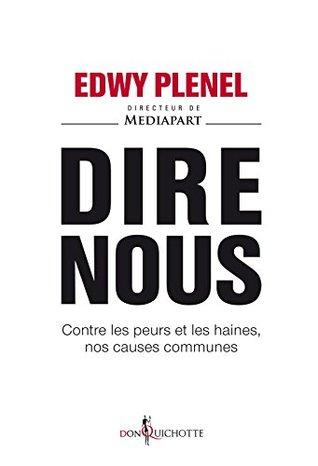 Dire nous (NON FICTION)