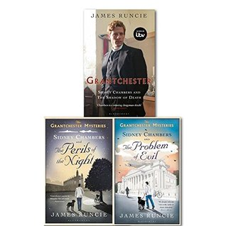 James Runcie Grantchester Mysteries Collection 3 Books Set