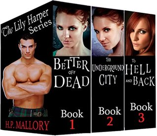 Lily Harper Boxed Set #1-4