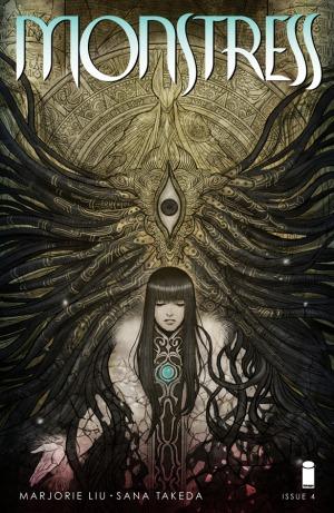 Monstress #4 by Marjorie M. Liu