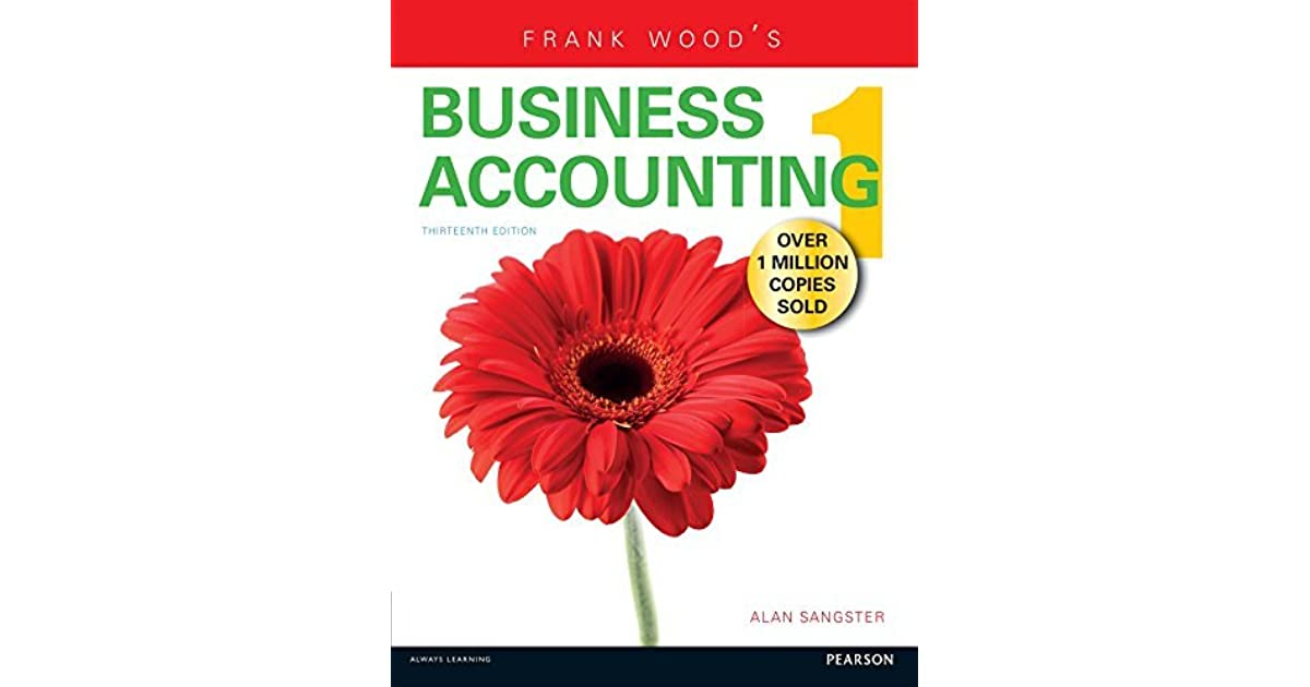 Frank wood business accounting 1 12th edition pdf free ...