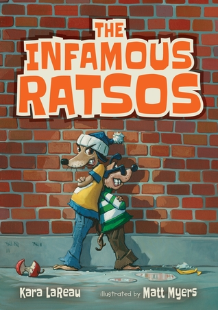 The Infamous Ratsos (The Infamous Ratsos, #1)