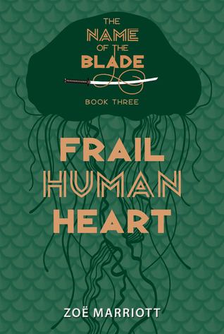 Frail Human Heart (The Name of the Blade, #3)