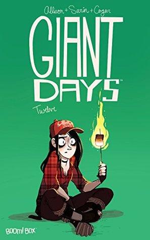 Giant Days #12