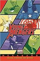 Young Avengers Megaband: Helden, Hormone und Hexerei