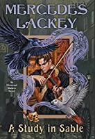 A Study in Sable (Elemental Masters #12)