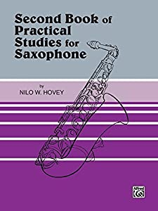 Practical Studies for Saxophone, Book 2