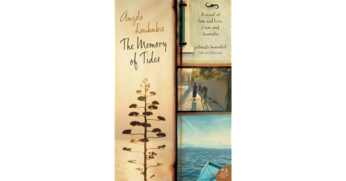 The Memory Of Tides By Angelo Loukakis