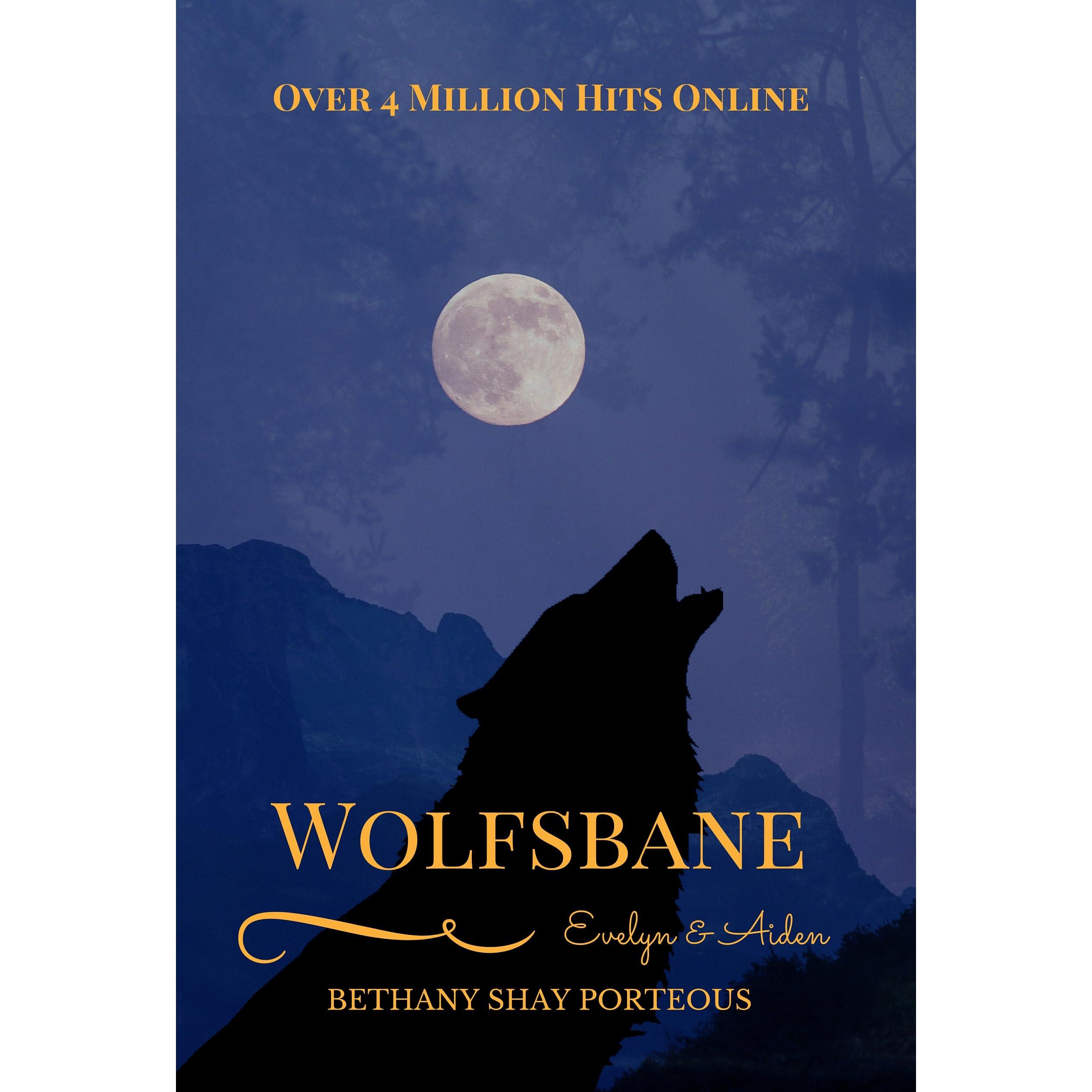 Wolfsbane Dark Lightweight Hoodie