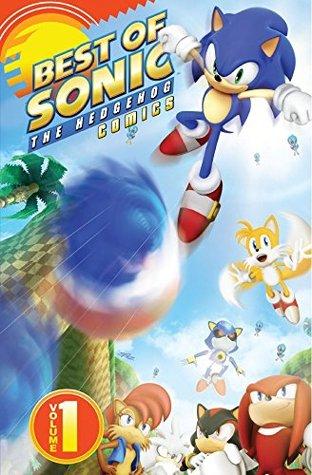 Best Of Sonic The Hedgehog Comics Volume 1 By Ian Flynn