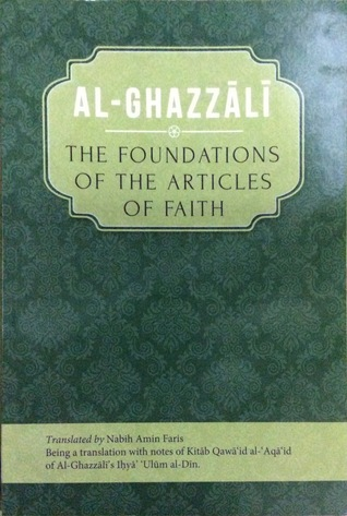 The Foundations Of The Articles Of Faith