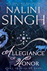 Allegiance of Honor by Nalini Singh