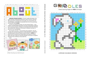 Griddles: Coded Coloring Pages for KIDS of All Ages (Volume 2)