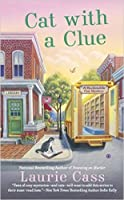 Cat With a Clue (A Bookmobile Cat Mystery #5)