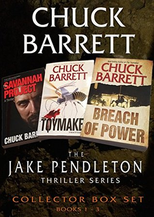 The Jake Pendleton Thriller Series: Collector Box Set — Books 1-3
