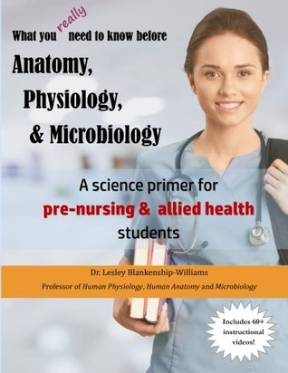 What you really need to know before Anatomy, Physiology & Microbiology: A science primer for pre-nursing and other allied health students