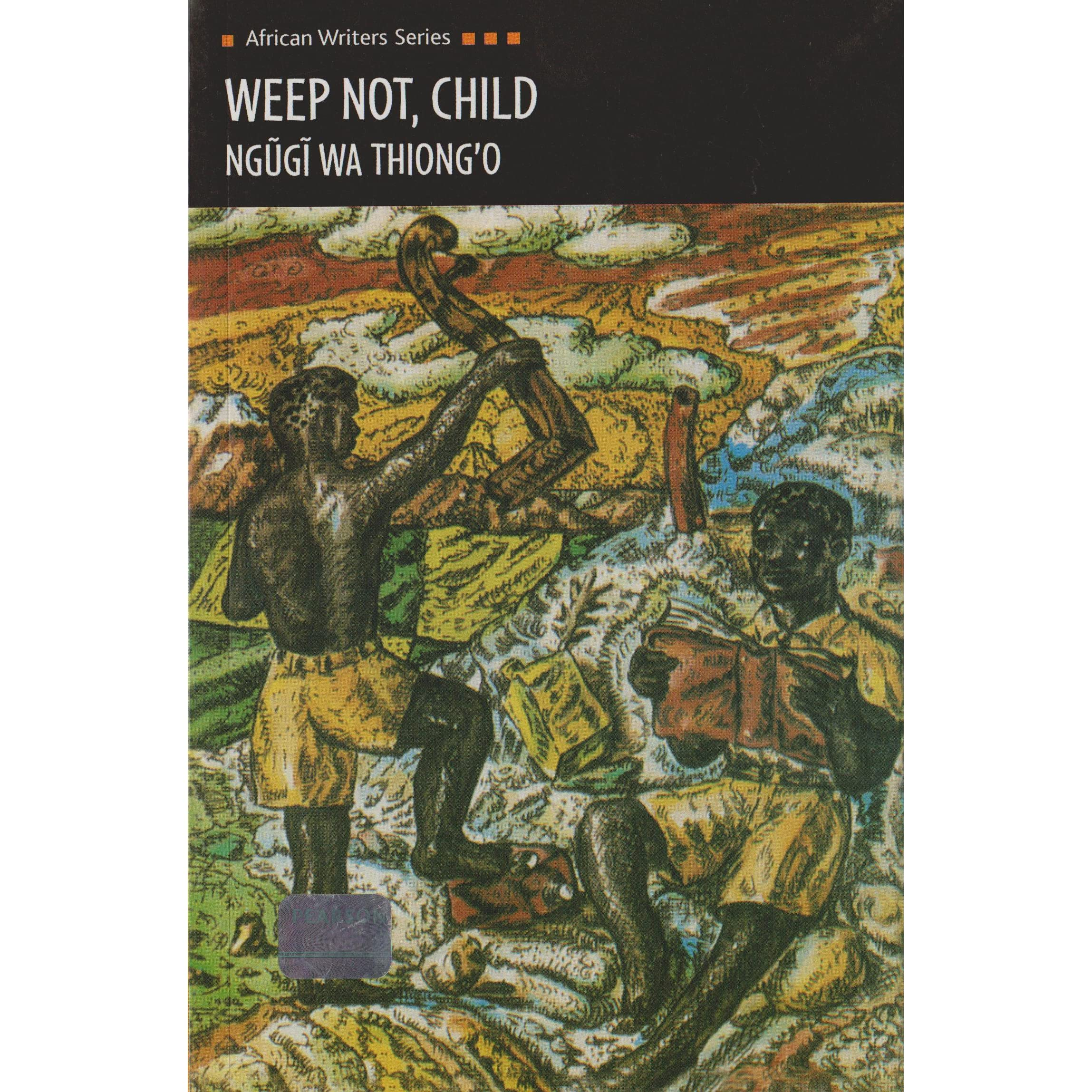 Weep Not Child Pdf