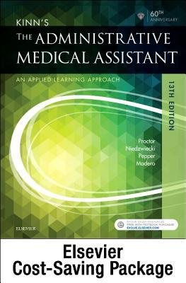 Kinn's the Administrative Medical Assistant (Text, Study Guide and Virtual Medical Office for Medical Assisting Package): An Applied Learning Approach