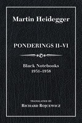 Ponderings II-VI, Limited Edition: Black Notebooks 1931-1938