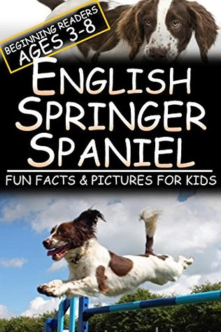 English Springer Spaniel: Fun Facts & Pictures For Kids, Beginning Readers Ages 3-8