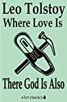 Book cover for Where Love is There God is Also