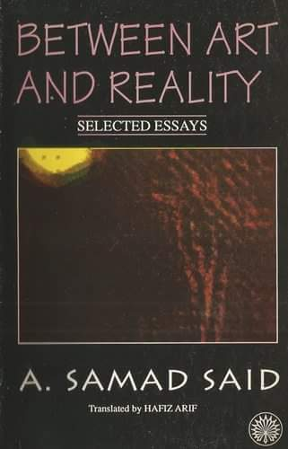 Between Art And Reality: Selected Essays