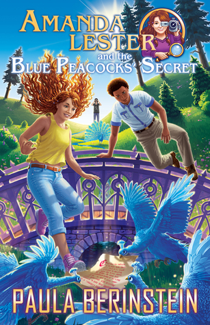 Amanda Lester and the Blue Peacocks' Secret (Amanda Lester, Detective #4)