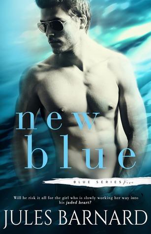 New Blue by Jules Barnard