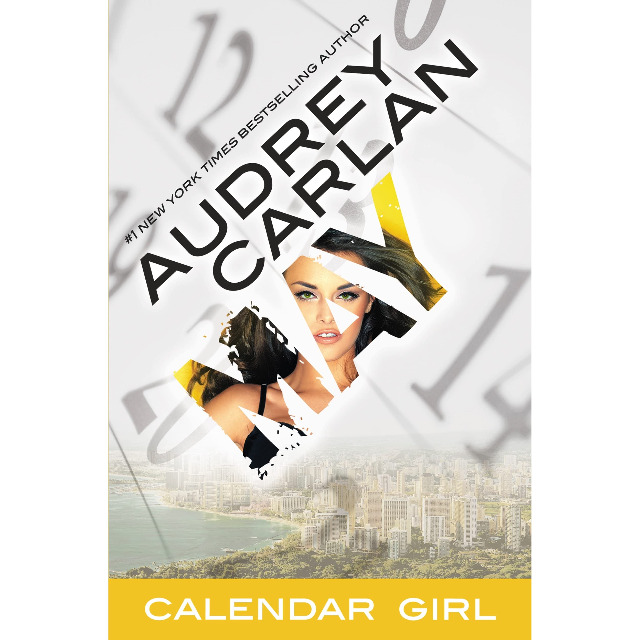 May Calendar Book : May calendar girl by audrey carlan — reviews