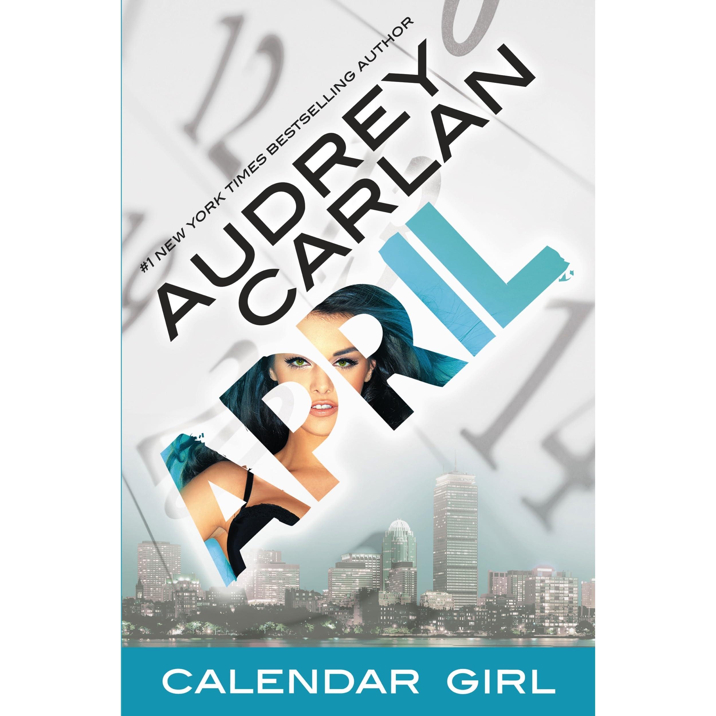Calendar Mysteries April Adventure Quiz : April calendar girl by audrey carlan — reviews