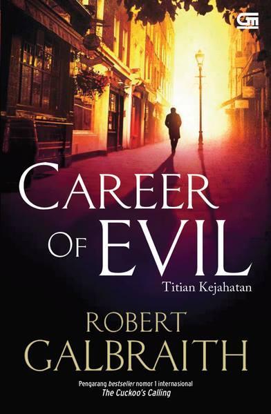 Career of Evil - Titian Kejahatan
