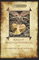 Favorite Works of William Blake Three Full-Color Books