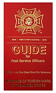 VFW Service Officer Guide Book (35th Edition)