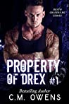 Property of Drex #1 (Death Chasers MC, #1)