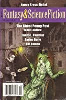 The Magazine of Fantasy & Science Fiction, March/April 2016